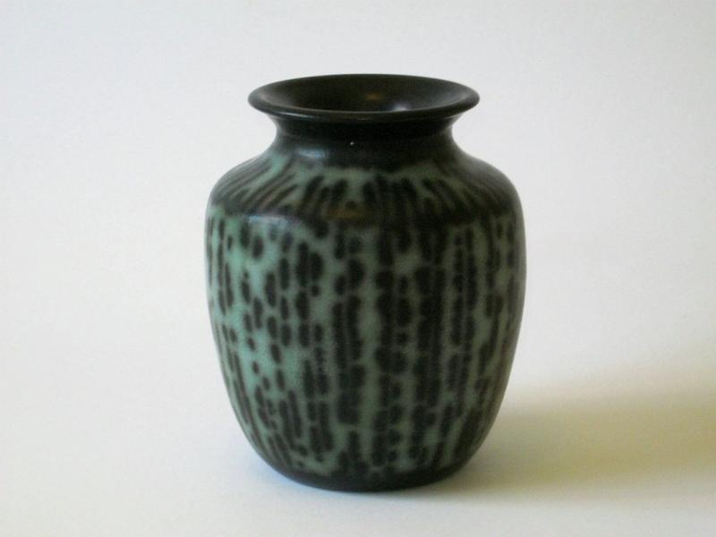 naked raku bottle